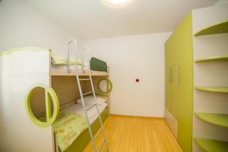 Pokój z dwoma sypialniami - parter