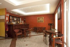 Aperitif bar i tarasy hotelu MB