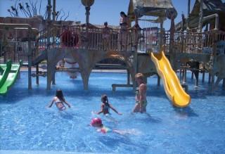 Hotelowy Aqua Park - Piraci z Karaibów