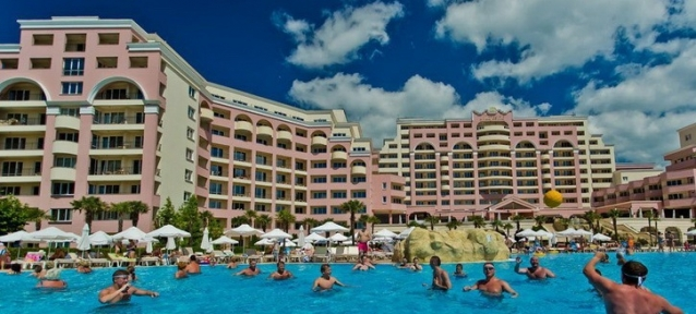 Apart Hotel Riviera Blue All Incl. 10 dni