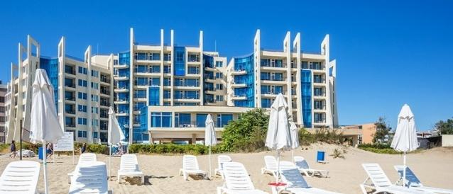 Apart Hotel Sunny Beauty 9 dni autokar opcja All Incl.