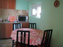 Apartament z jedną sypialnią 4-5 osobowy z balkonem i widokiem