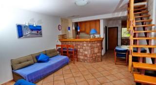 Apartament z dwoma sypialniami 4-5 osób