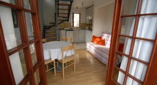 Apartament z jedną sypialnią - parter