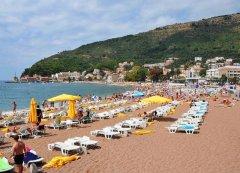 Plaża w Petrovacu