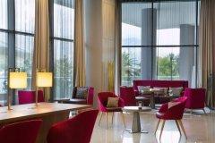 Piano Bar hotelu Sharaton