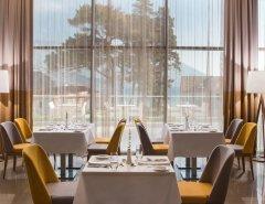 Restauracja Leut hotelu Sharaton