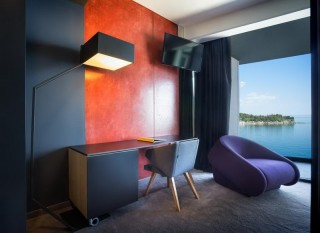 Apartament Suite widok morze