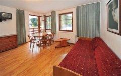 Apartament z jedną sypialnią 4 osoby