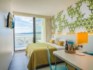 Pokój Standard z balkonem widok morze - aneks