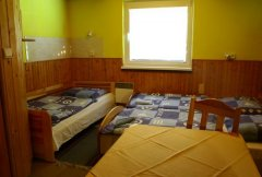 Apartament z jedną sypialnią dla 3+1 osób