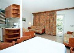 Apartament z osobną sypialnią 5 os