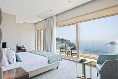 Pokój Deluxe z widokiem na morze