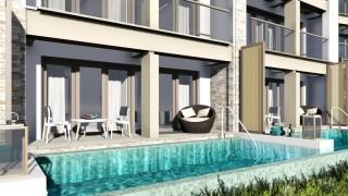 Apartament z basenem