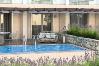 Pokój Standard z własnym basenem