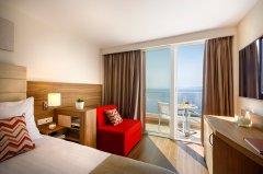 Pokój Rodzinny teens z balkonem - widok morze