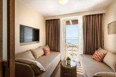 Pokój Rodzinny Standard z balkonem - widok na morze