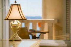 Apartament Studio Comfort z balkonem i bocznym widokiem na morze