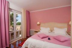 Apartament Suite z bocznym widokiem na morze