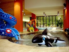Kids Paradise hotelu Permon