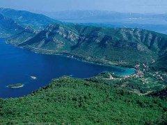 Dalmacja Region Dubrovnik - półwysep Peljesac