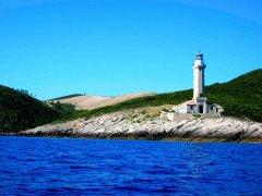 Dalmacja Region Split - wyspa Vis