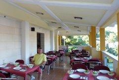 Restauracja Hotelowa z tarasem