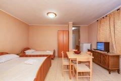 Apartament z jedną sypialnią 3 osoby