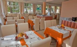 Restauracja z tarasem