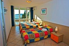 Apartament z 2 sypialniami 5+2 widok morze