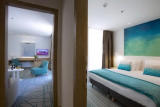 Apartament Suite z widokiem na morze depadans