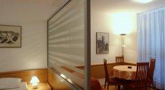 Apartament Studio Comfort z balkonem Roża 3 osoby