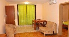 Apartament Standard z osobną sypialnią Unija 5 osób